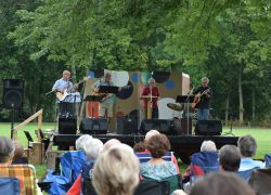 Service in the Park 2015